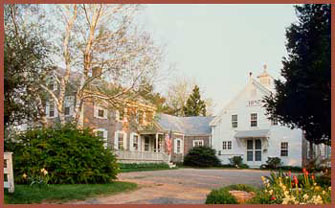 Welcome to Isaiah Hall Bed and Breakfast Inn, Cape Cod Mass.